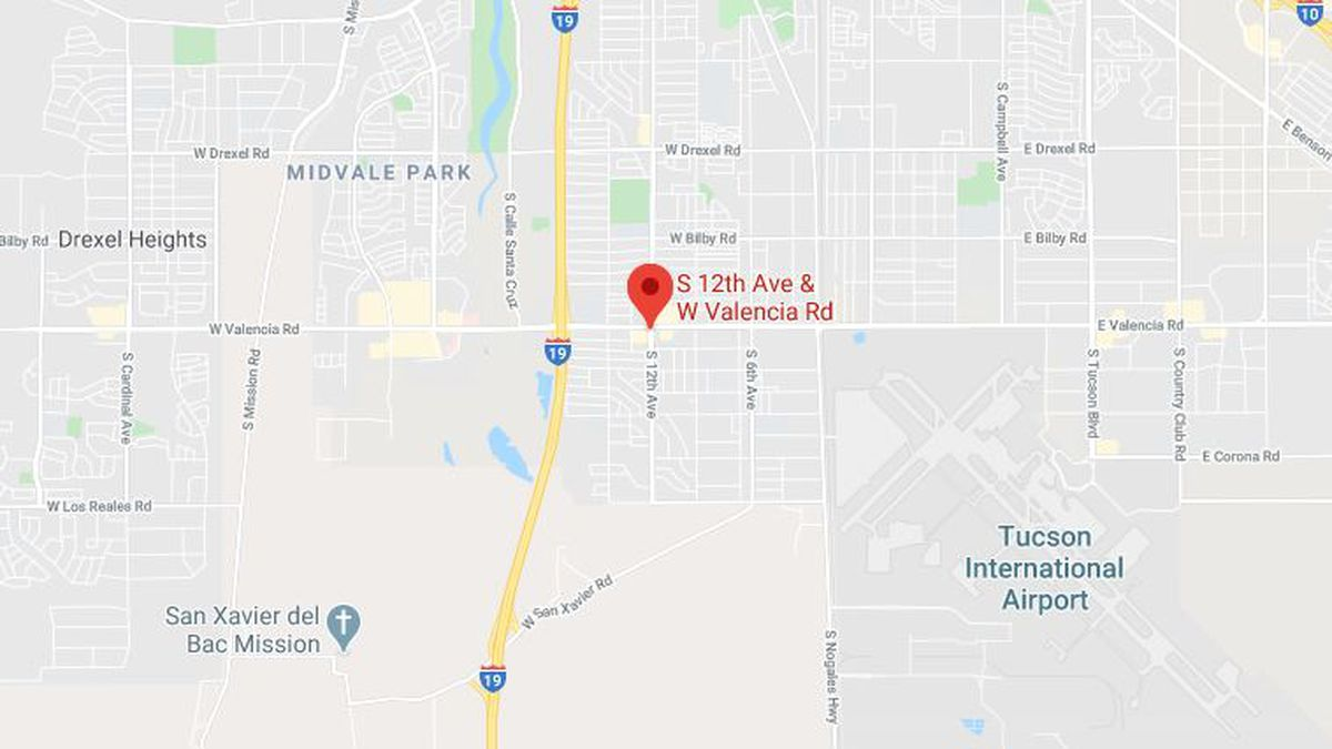Pedestrian dies in collision on Tucson's south side