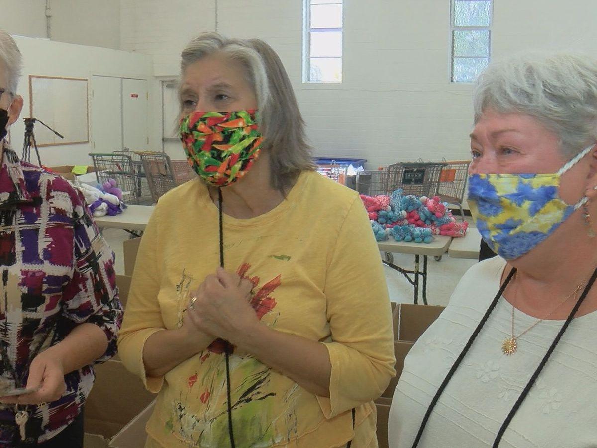 Arizona's Heart and Sol: Group makes 11,000 masks, never stops volunteering