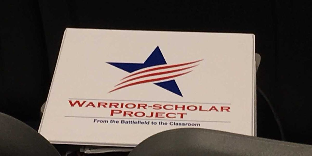 Warrior-Scholar Project gives veterans tools to transition from service to student