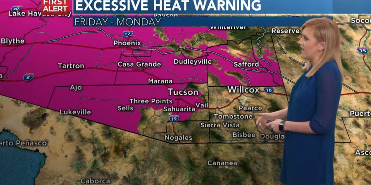 Temperatures at record levels through Labor Day weekend