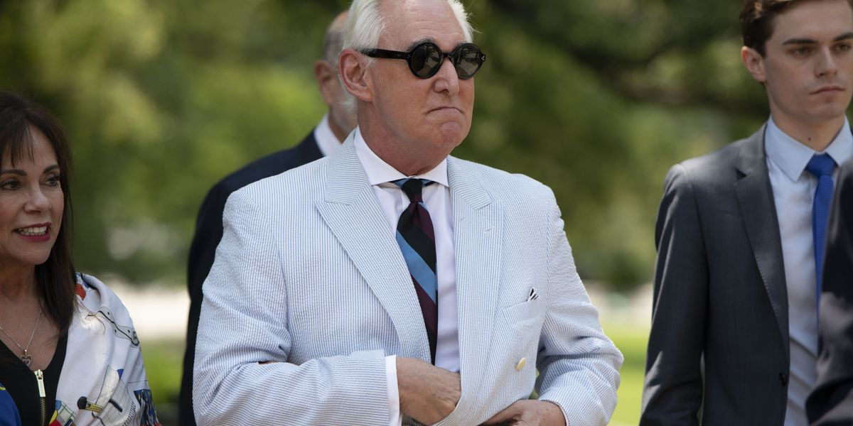 Roger Stone guilty of witness tampering, lying to Congress