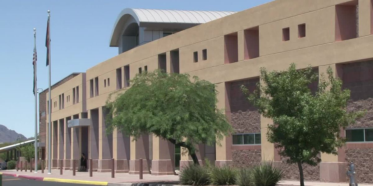 RAW VIDEO: Pima County juvenile justice facility