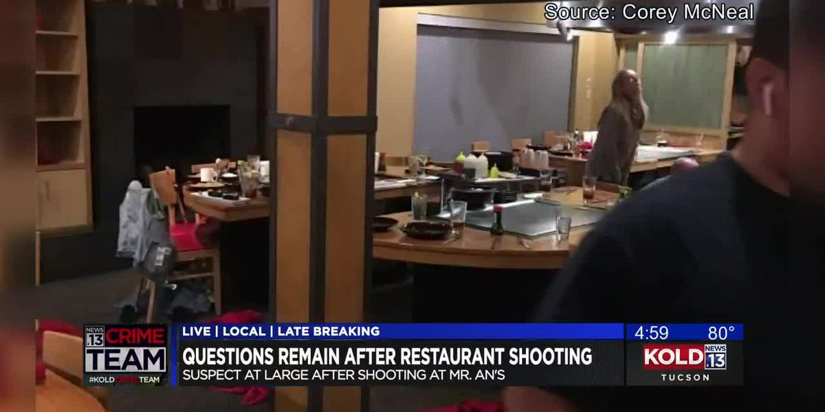 Shooting at Mr. An's