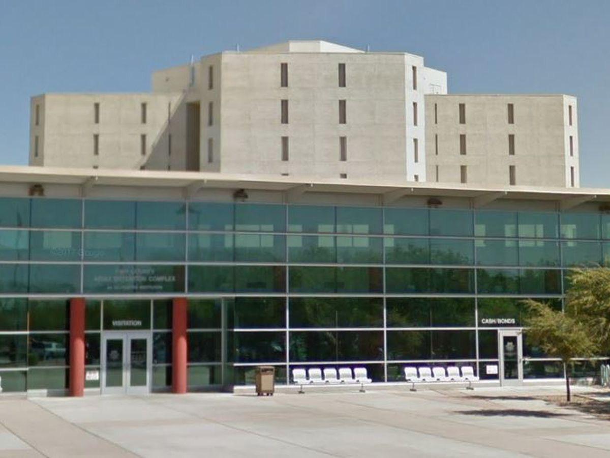 Pima County inmate with COVID dies at hospital