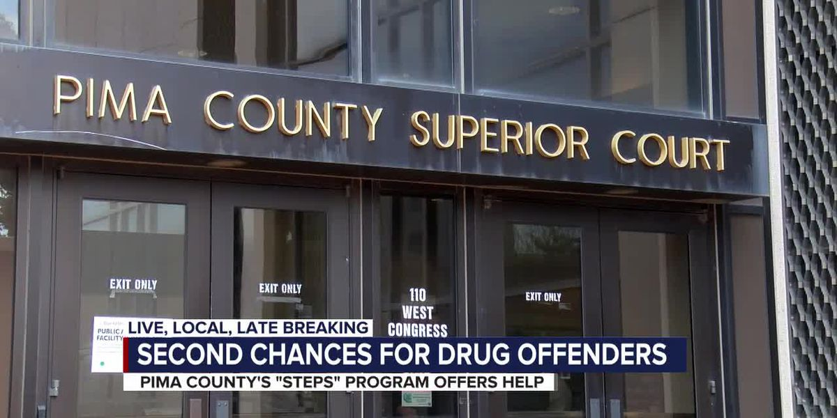 Pima County STEPs program gives low-level drug offenders second chance