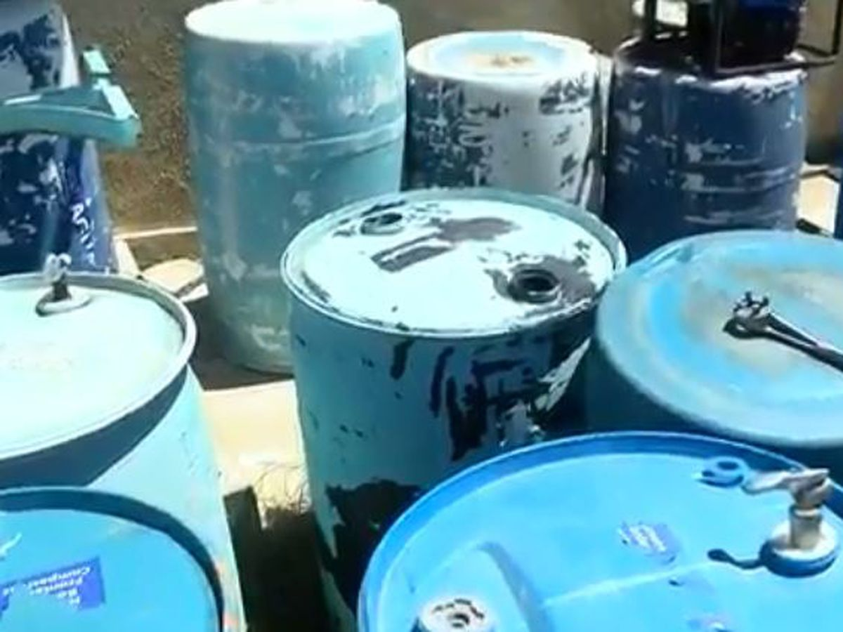 Humane Borders water barrels may get more protection