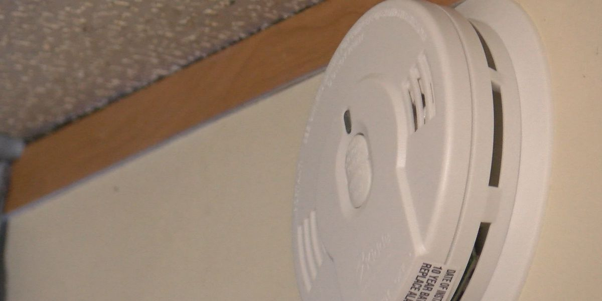 TFD reminds residents to check their smoke alarms