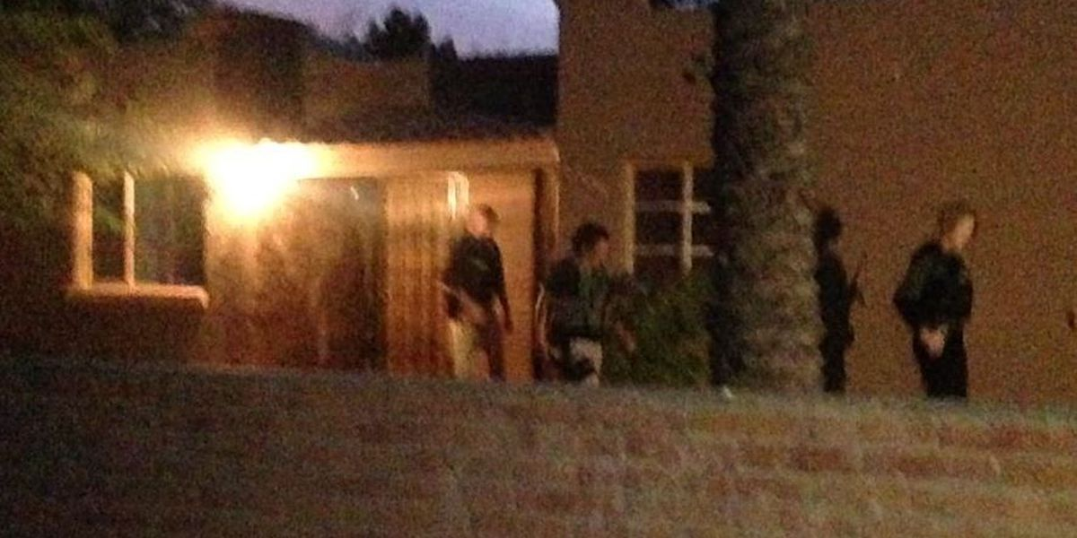 U.S. Marshals check in on sex offenders on Halloween night