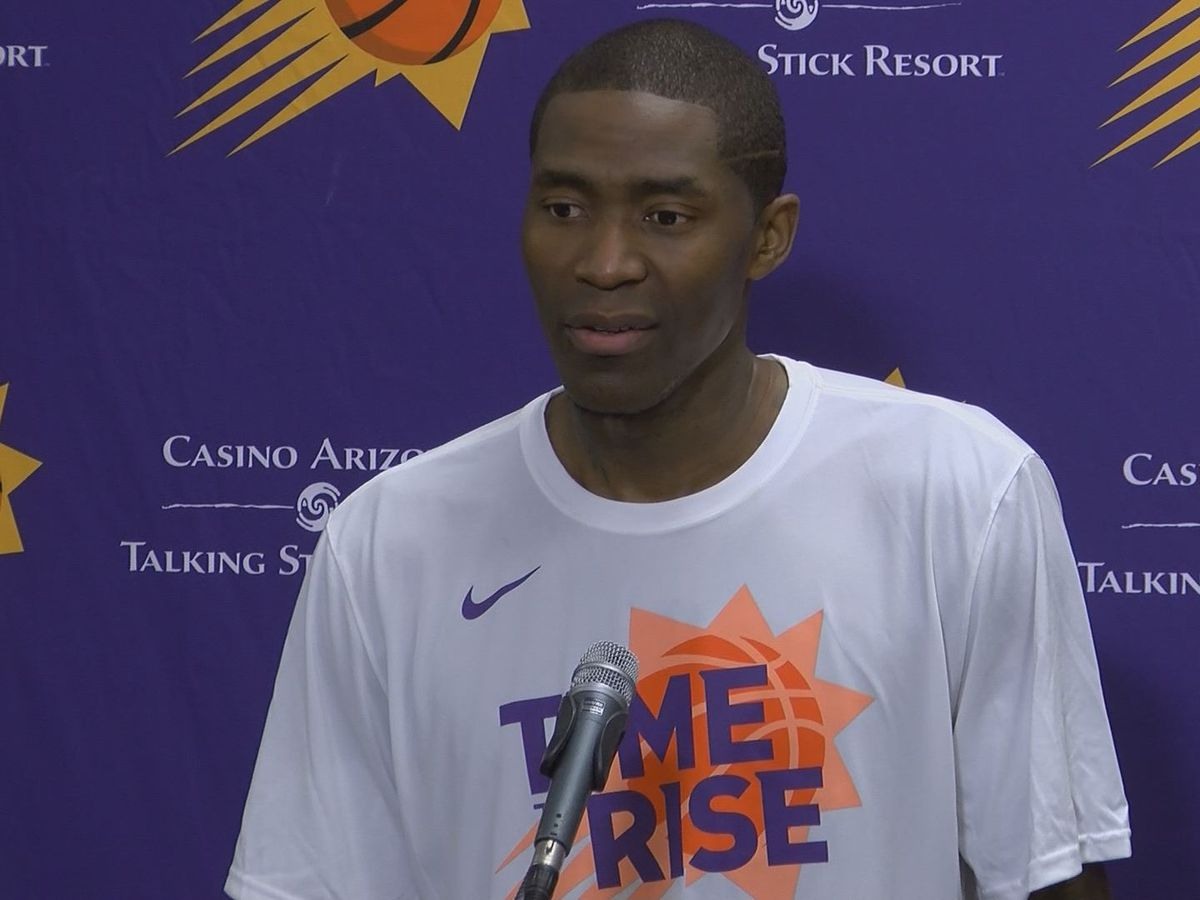 Suns sign G Jamal Crawford to 1-year contract