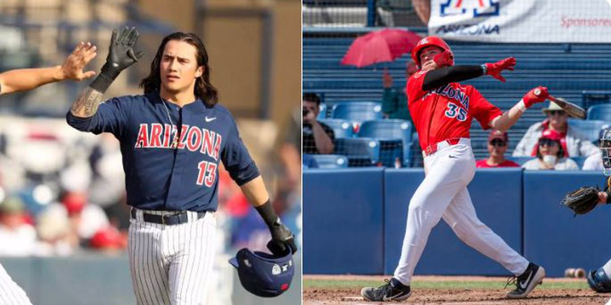 Cannon, Quintana selected in second round of MLB Draft