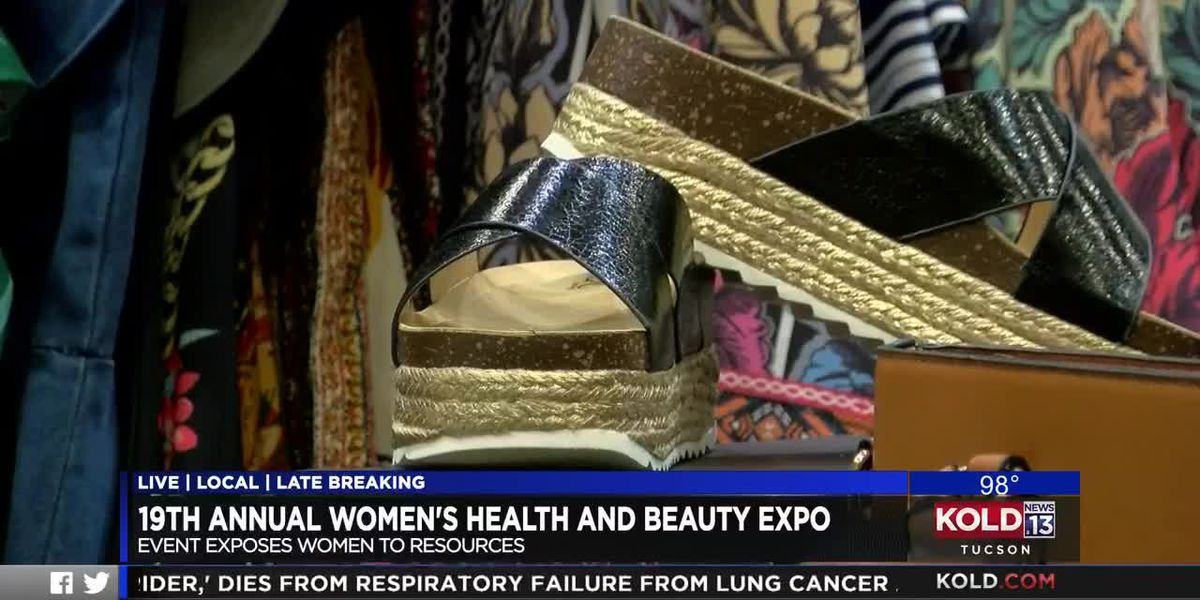 Women's health and beauty expo celebrates 19th year in Tucson