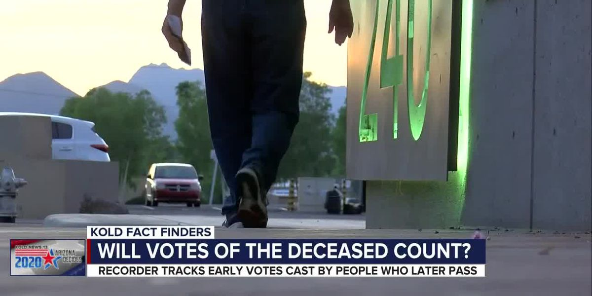 Fact Finders: Vote from the grave