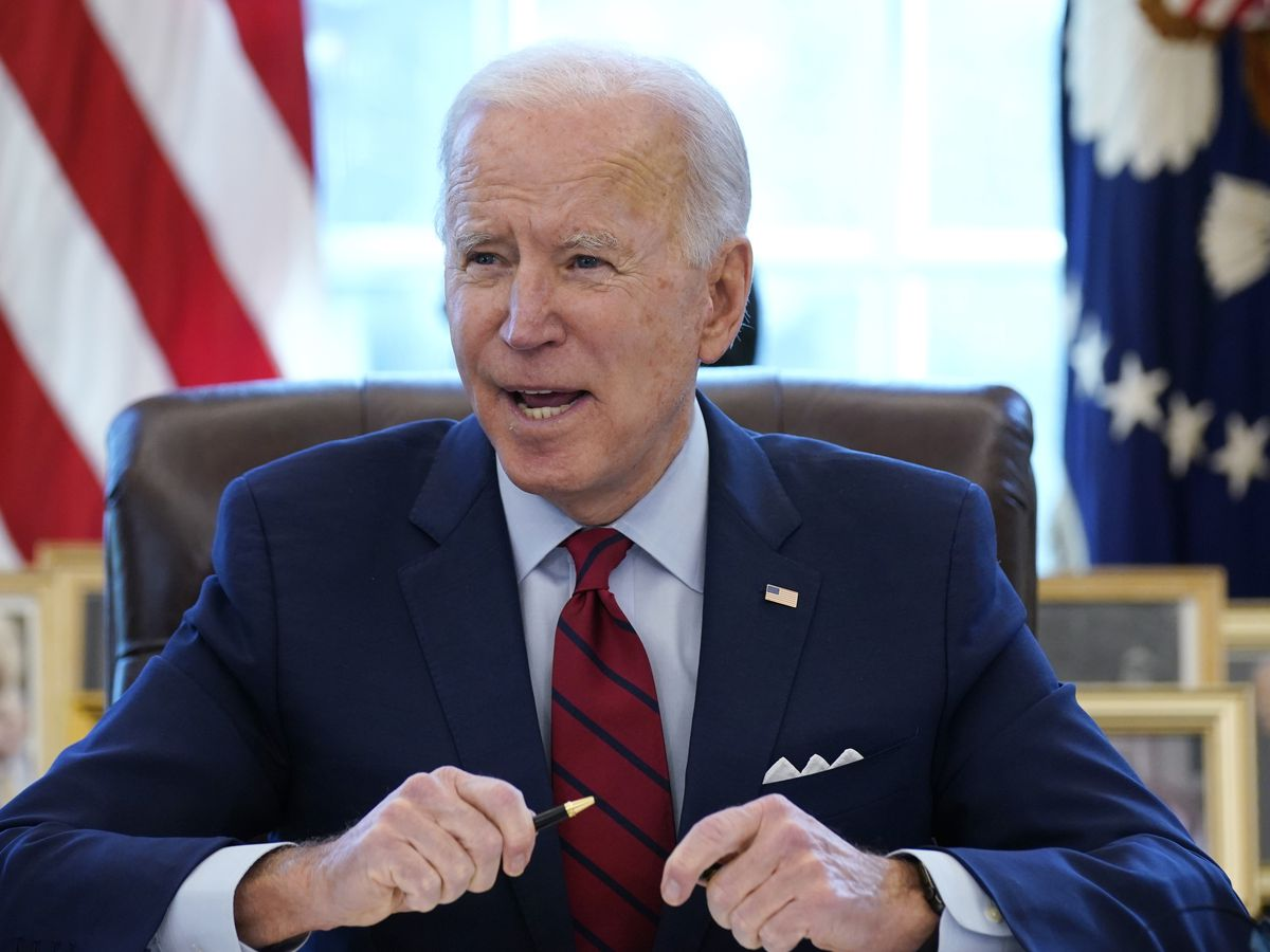 Biden orders a review of US supply chains for vital goods