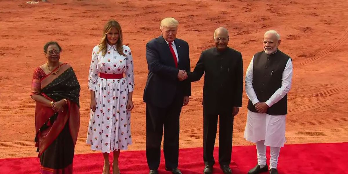 Trump says India to buy $3B military equipment after trade, military talks