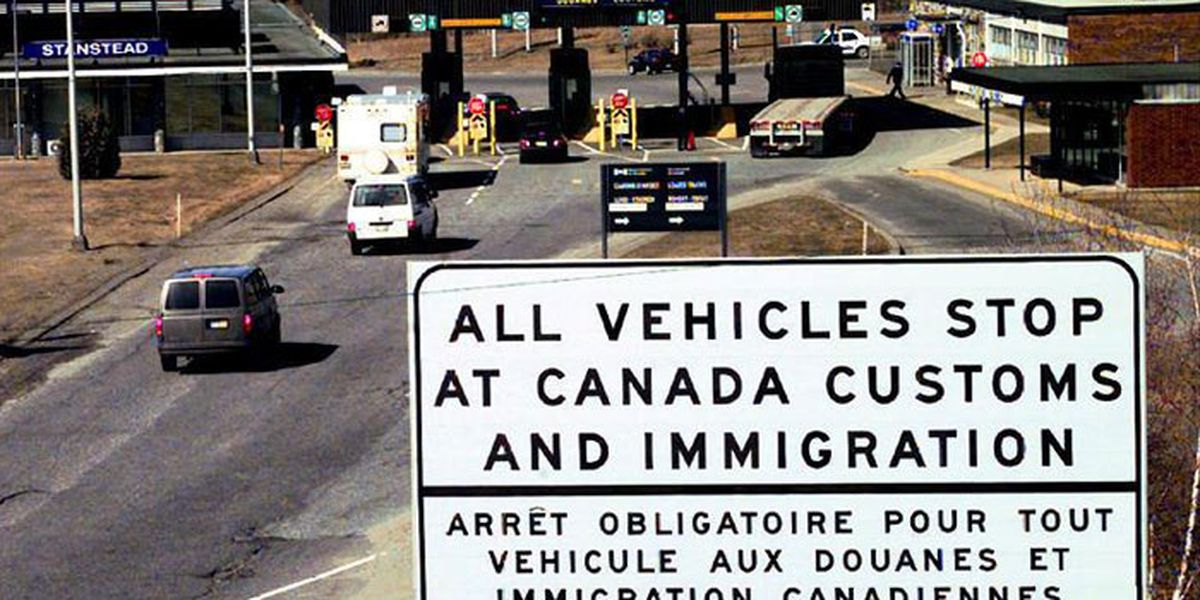 U.S. Border Patrol arrests Romanian nationals for illegal entry at Canadian border