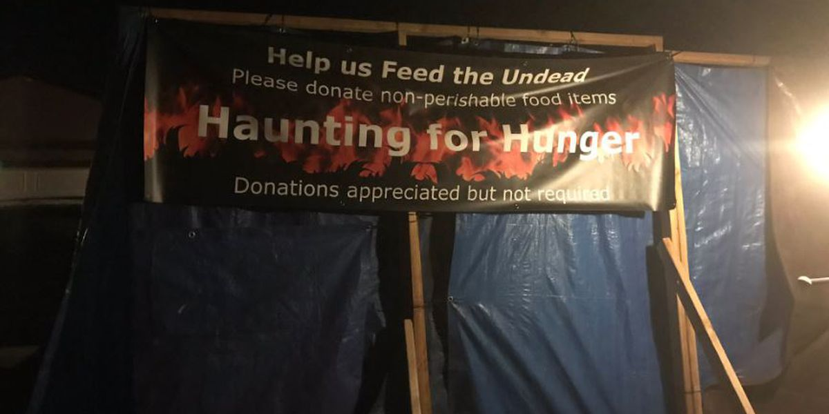 Home on NW side haunting for hunger