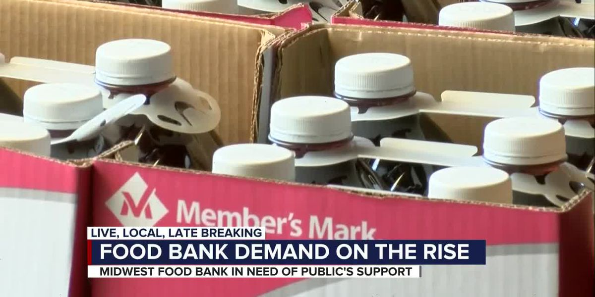 Food distribution centers hungry for help