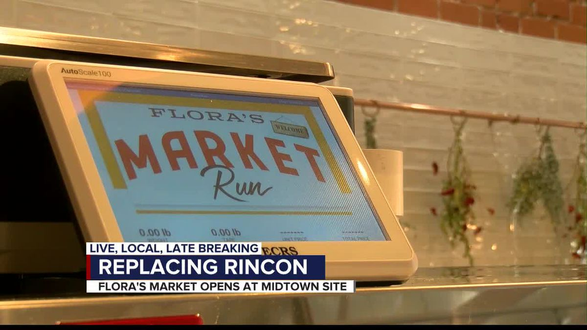 Flora's Market Run opens up in location on Rincon Market