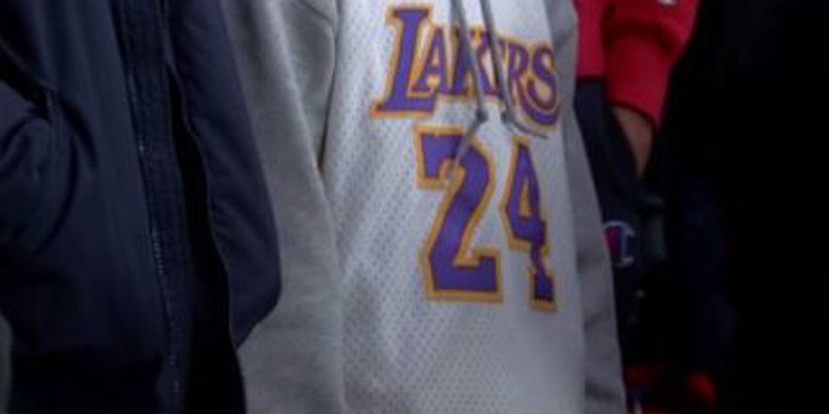 THMS pays tribute to Kobe Bryant, victims of helicopter crash