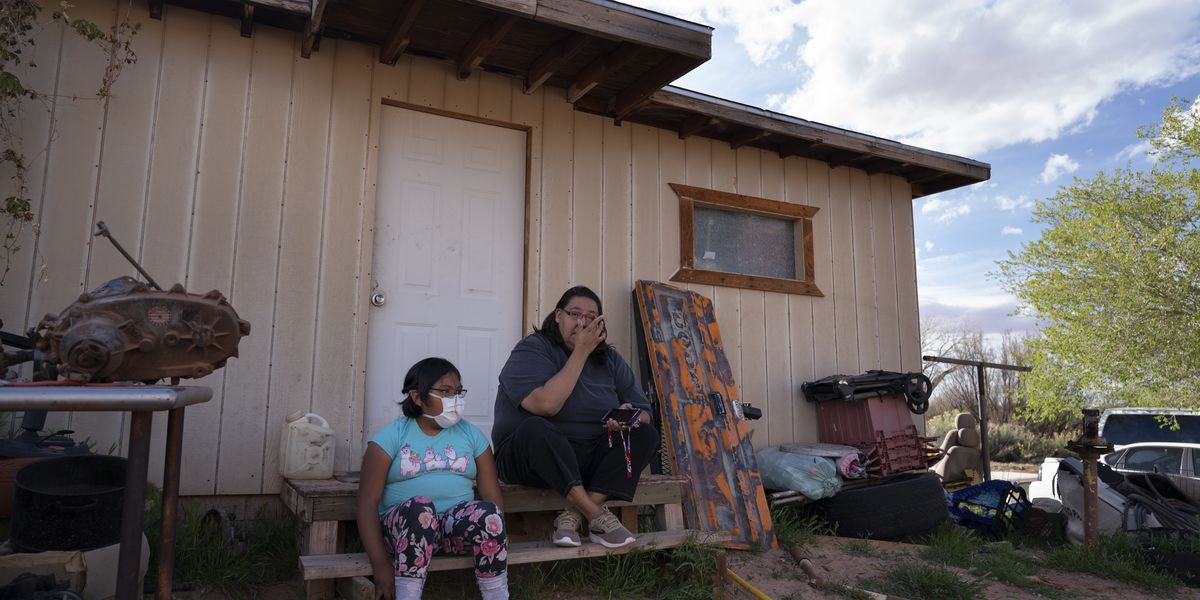 'The grief is so unbearable': Virus takes toll on Navajo