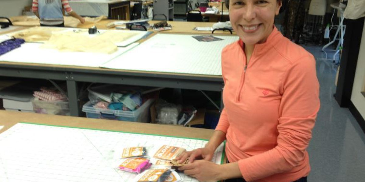 Tucson woman uses passion for sewing to prevent skin cancer