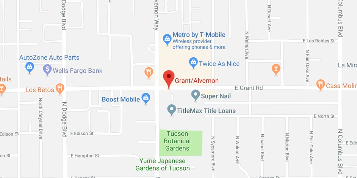 Tucson police investigate midtown stabbing incident