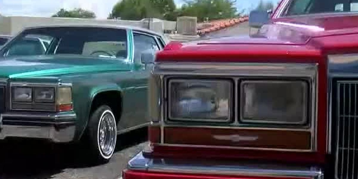 Tucson group hosts car show for domestic violence awareness