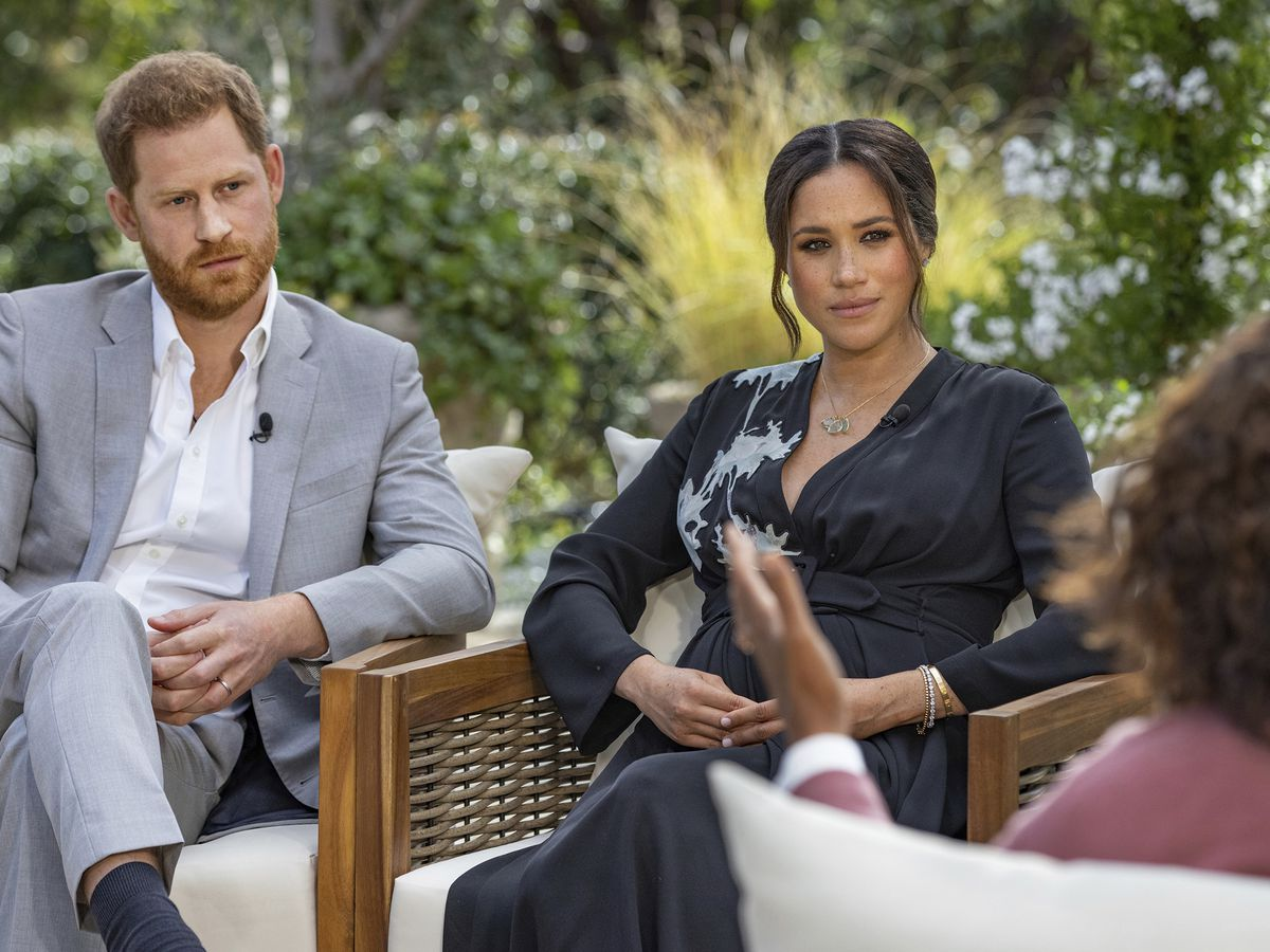 Race, title and anguish: Meghan and Harry explain royal rift