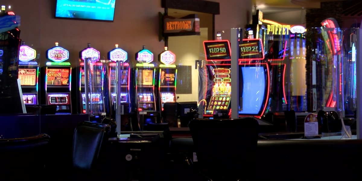 Casinos reopening with COVID-19 safety measures