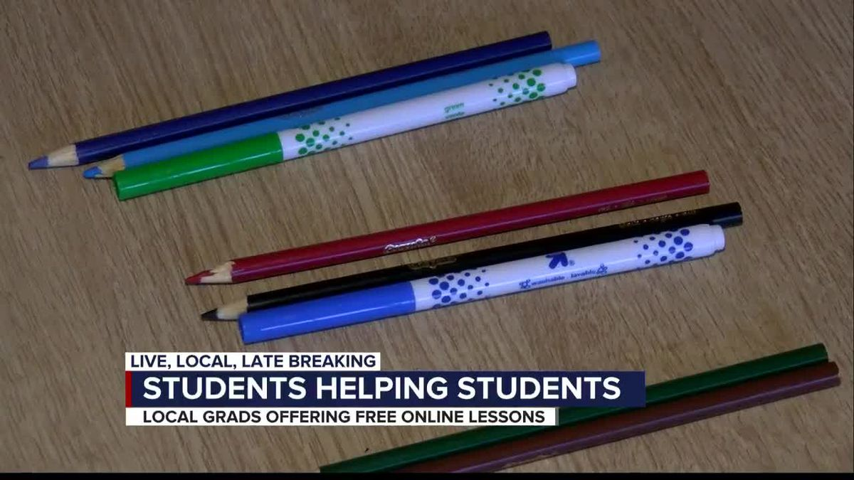 College students pay it forward with free tutoring during pandemic
