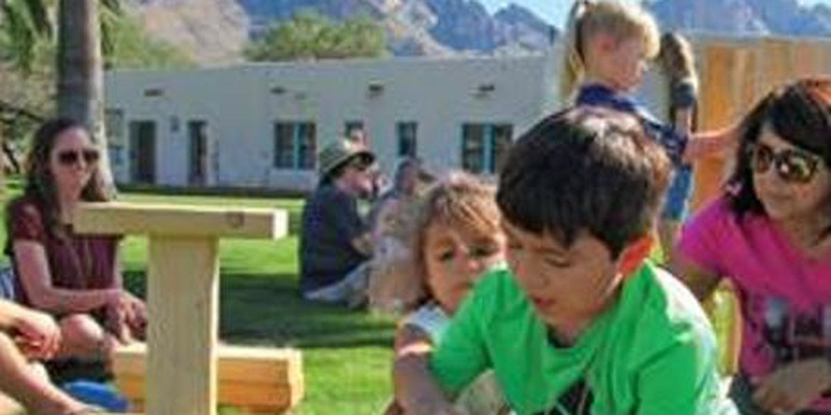 NOW AVAILABLE: Spring 2018 Oro Valley Parks & Recreation Program Guide