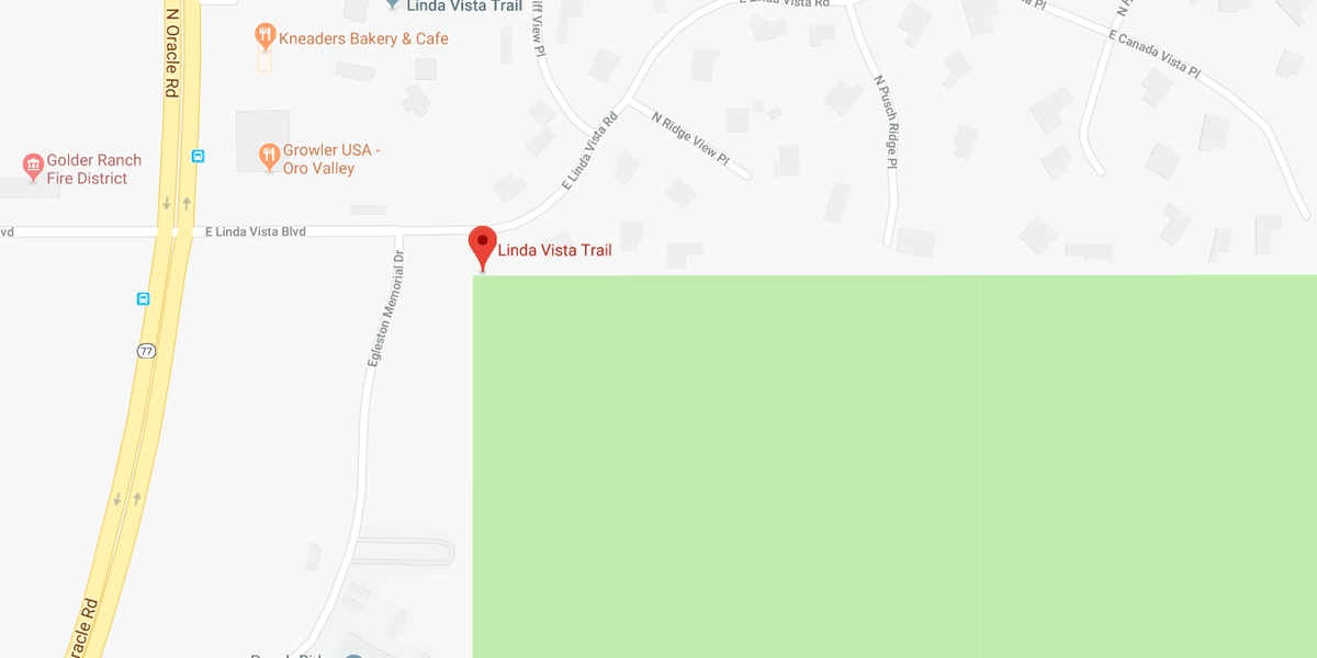 Injured hiker rescued in Oro Valley