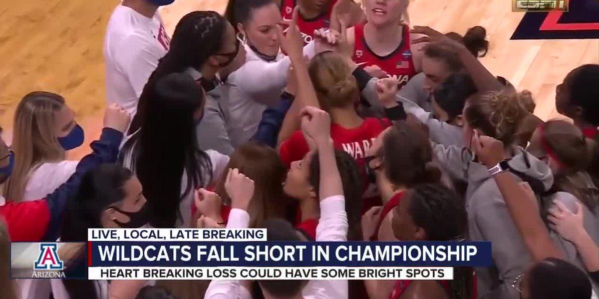 Former Arizona Wildcats coach says Adia Barnes has endless potential