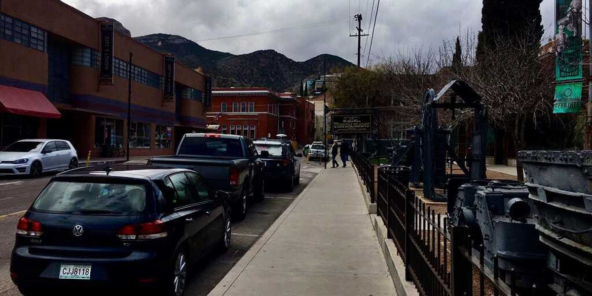 Bisbee braces for a possible snow day