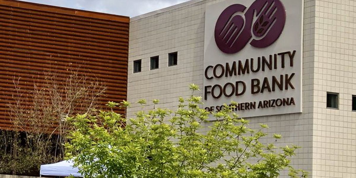 Community Food Bank of Southern Arizona continues to serve those in need during COVID-19 outbreak