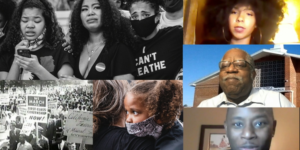 MLK virtual forum speaks of past, present and future movement
