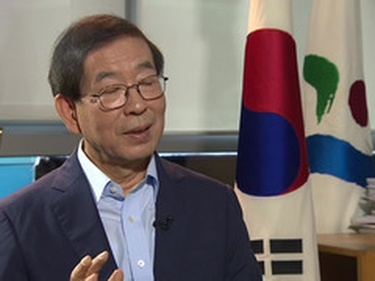 Missing Seoul mayor's body found after massive search