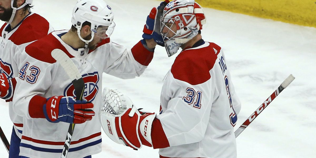 Price's 36 saves help Canadiens beat Coyotes 2-1