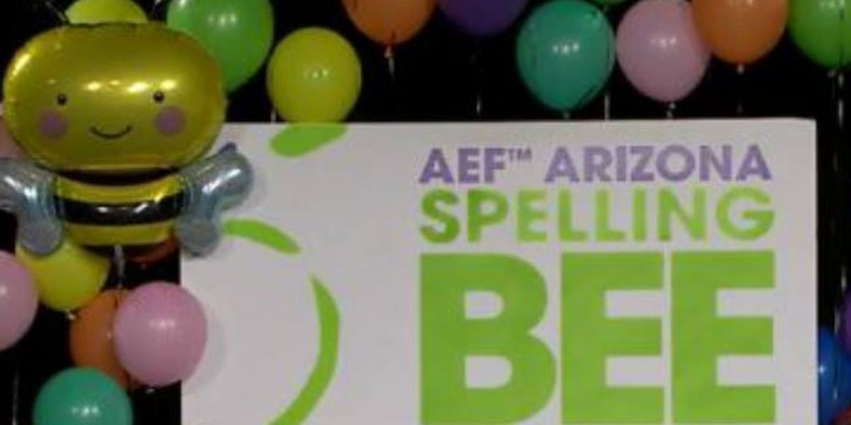 Four of the best spellers in southern AZ are heading to the AZ State Spelling Bee