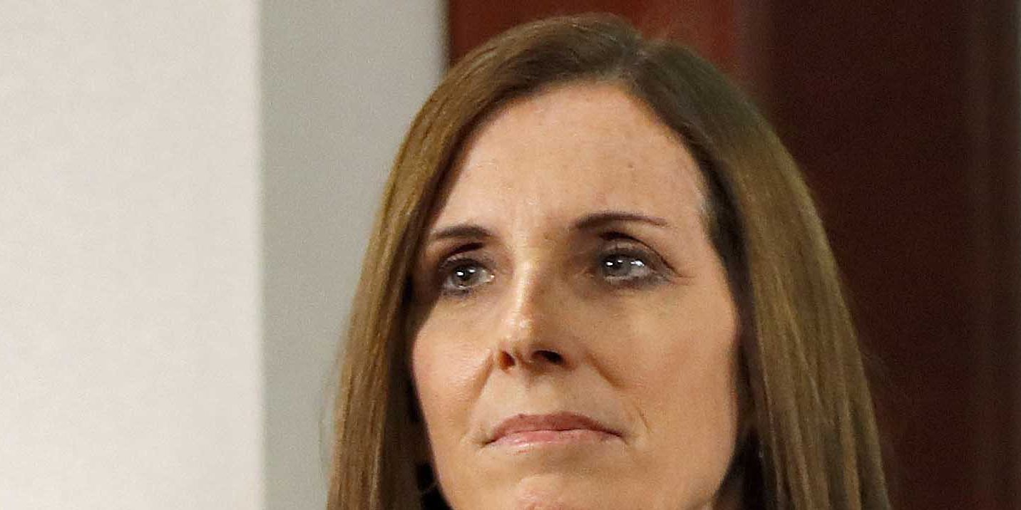 WATCH: Sen. McSally visits Tucson to talk about sexual assaults in military