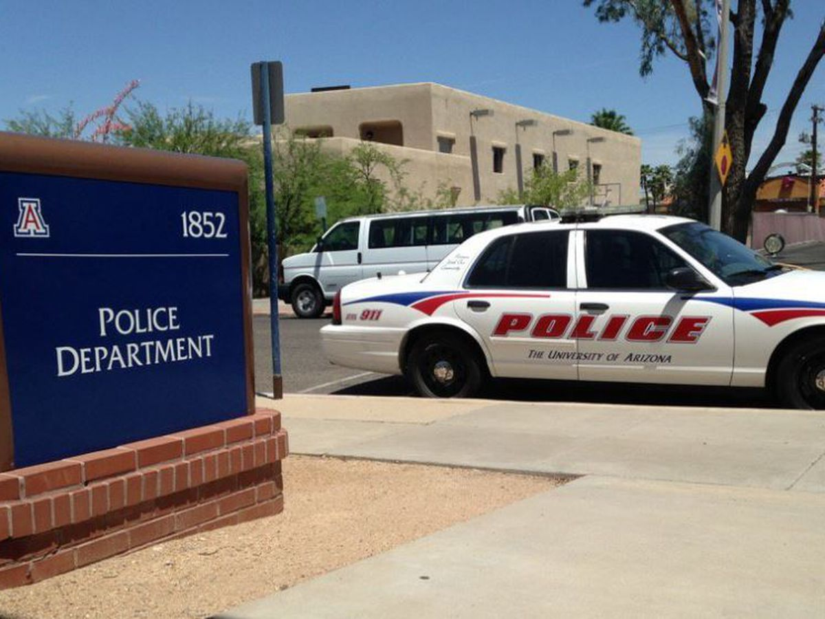 UAPD and TPD team up to break up large gatherings around UArizona this Halloween and beyond