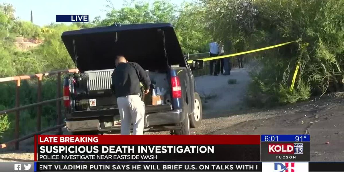 Suspicious death investigation on the east side