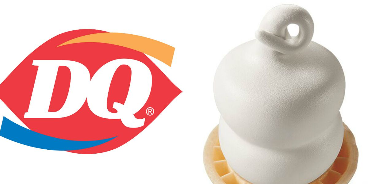 Dairy Queen is handing out free ice cream cones
