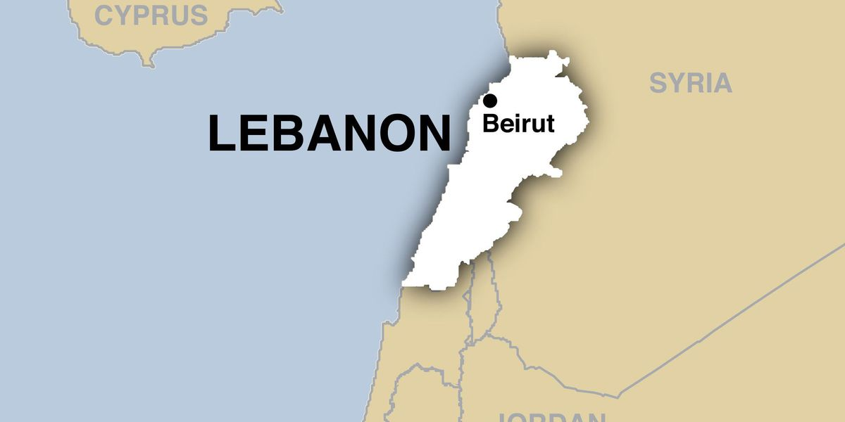 Powerful blast rocks Hezbollah stronghold in south Lebanon