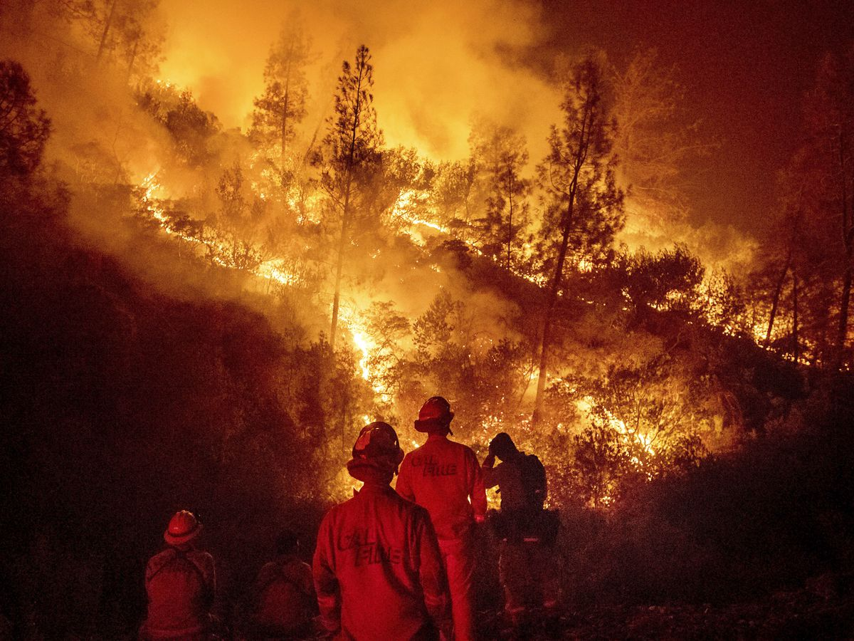 Southern Arizona American Red Crossers head out to western wildfires