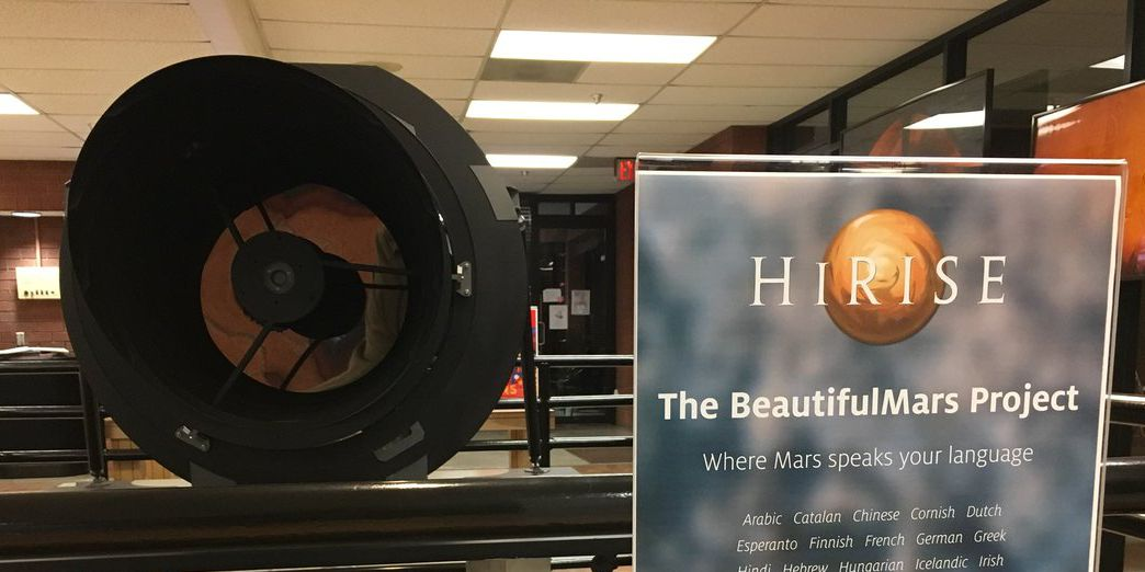 TOUCHDOWN TUCSON: UA lab played big role in Mars landing
