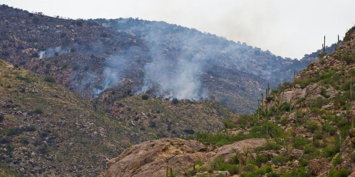 County to hold controlled burn in Tortolita Mountains, northwest of Tucson
