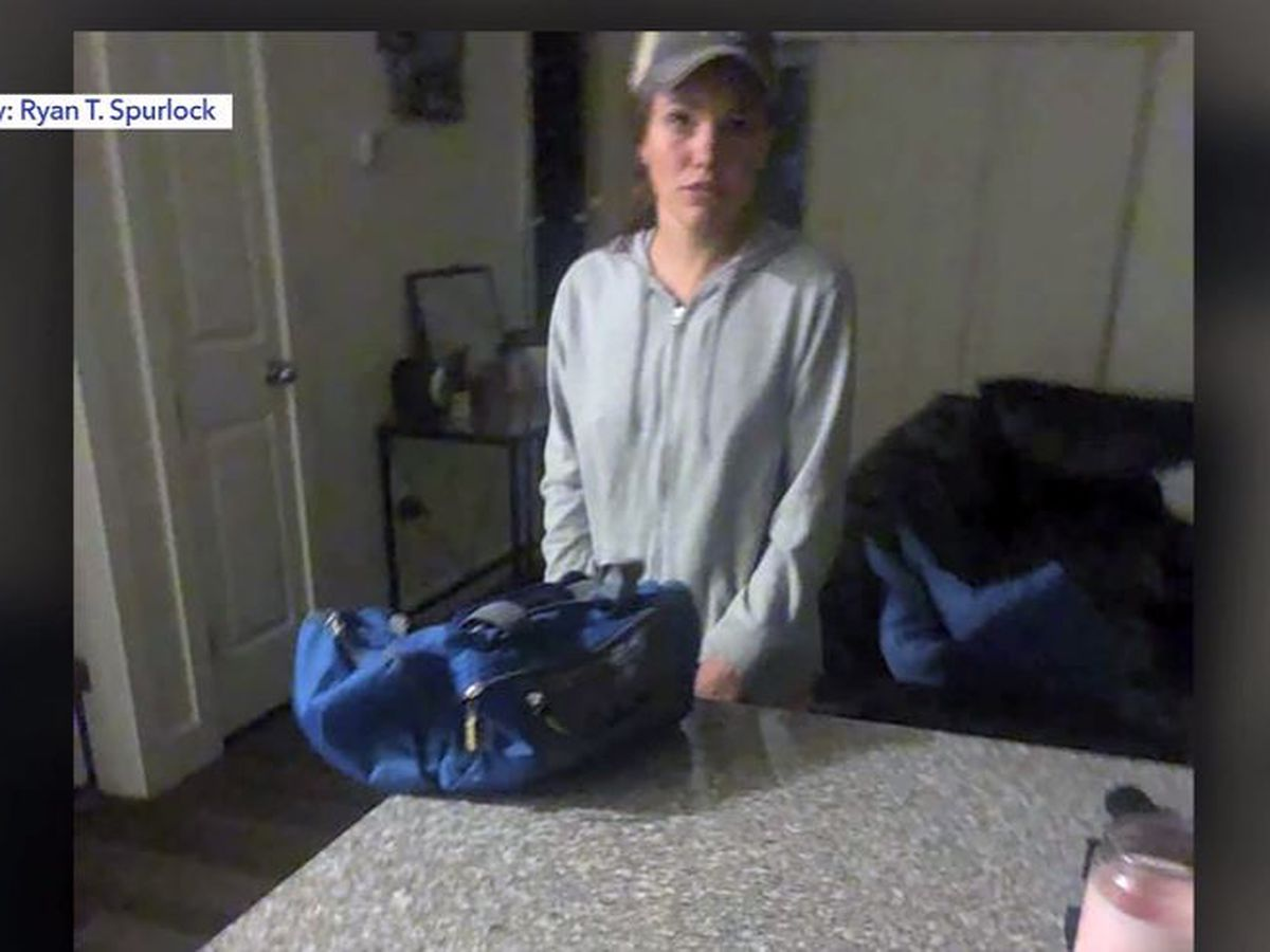 Utah man says stranger broke in to pet his dogs, made herself at home