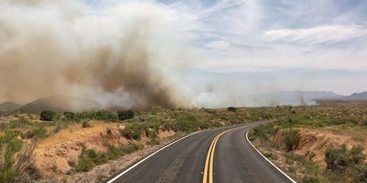 Mountain Fire near Cave Creek has burned 7,225 acres, zero percent contained