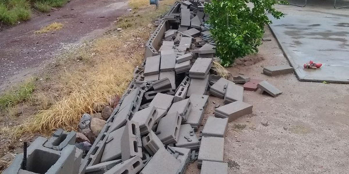 Tucson hit hard by severe storm
